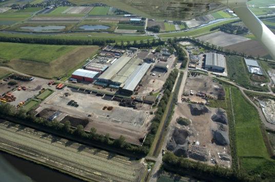 GP Groot inzameling en recycling – vestiging Middenmeer
