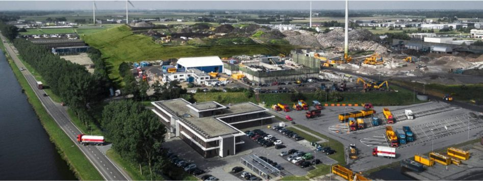 GP Groot inzameling en recycling – vestiging Alkmaar